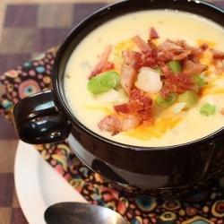 Baked-Potato-Soup